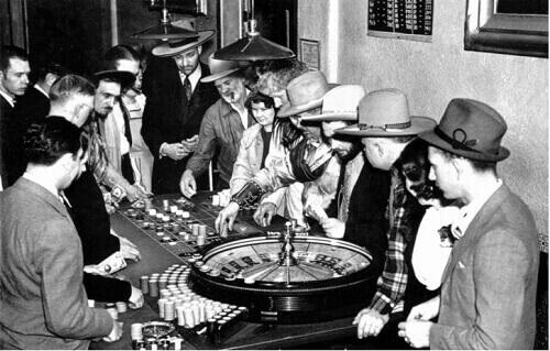 カジノ歴史